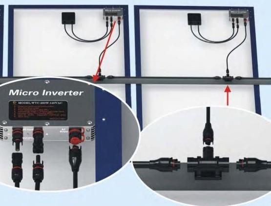 2sets Micro Inverter